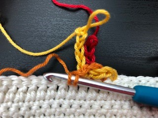 crochet rope edging 6