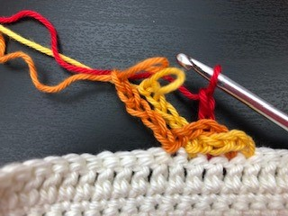 crochet rope edging 9